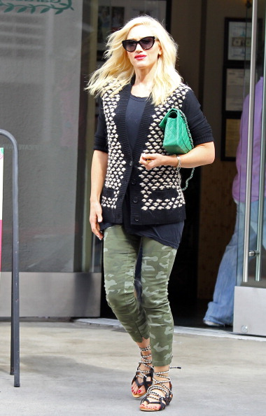 Celebrity Sightings In Los Angeles - October 222012