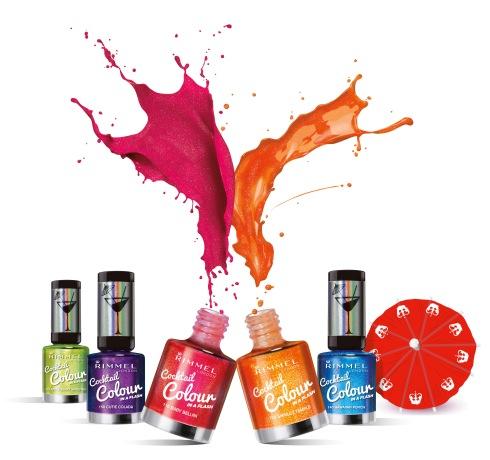 Cocktail Colour range b