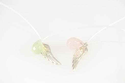 vleugel-jade-wit, vleugel-rose quartz-wit